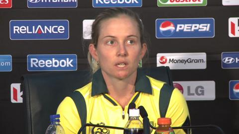 Jodie Fields press conference