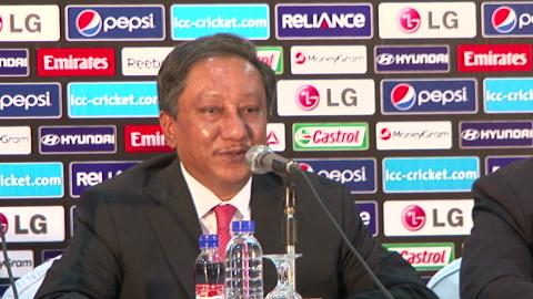 ICC WT20 2014 Launch Press Conference-VNR