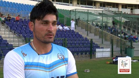 Afghanistan and Ireland discuss qualifying for ICC CWC 2015