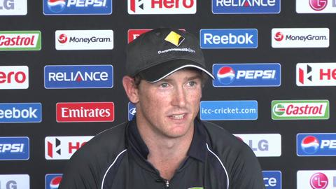 George Bailey press conference
