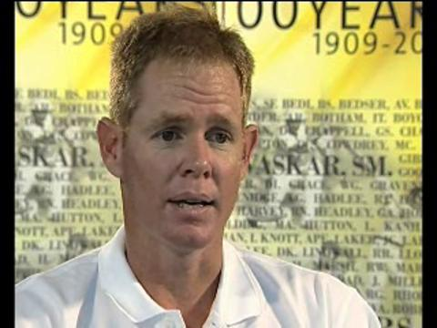 Shaun Pollock looks back to his first ICC Cricket World Cup