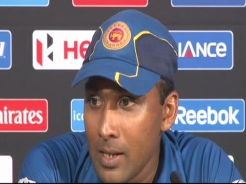 Mahela Jayawardene press conference