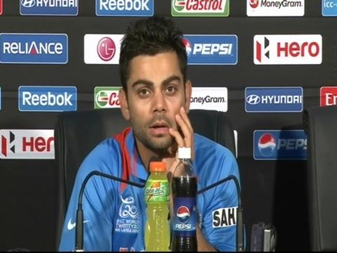 Virat Kohli wants aggressive bowling