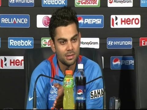 Virat Kohli on India's bowling