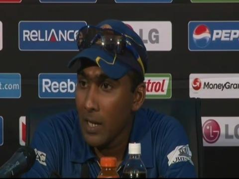 Mahela Jayawardena disappointed