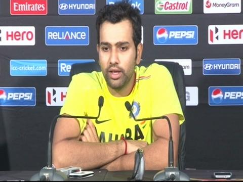 Rohit Sharma backs bowlers