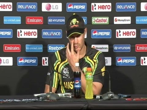 Shane Watson on pitches