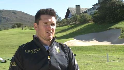 Graeme Smith interview