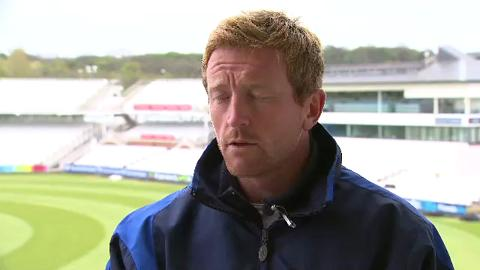 Paul Collingwood interview
