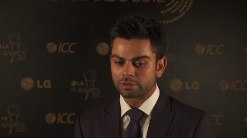 Virat Kohli - ODI Cricketer of the Year