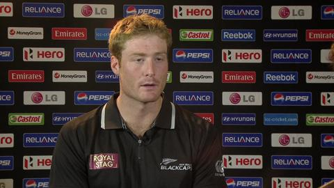 Martin Guptill Interview
