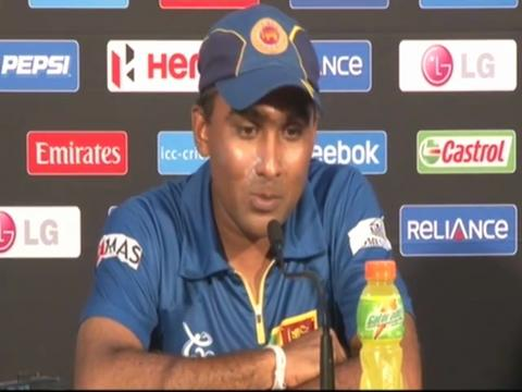 Mahela Jayawardena on Super Over