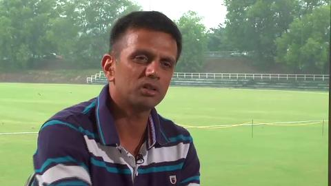 Rahul Dravid interview