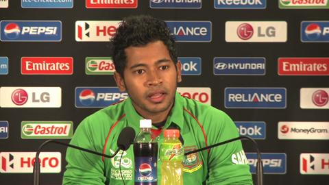 Mushfiqur Rahim press conference