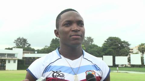 Fidel Edwards interview