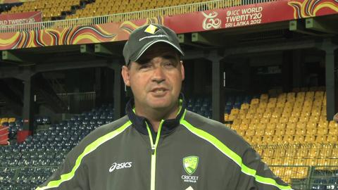 Mickey Arthur Interview