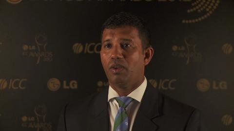 Kumar Dharmasena Interview