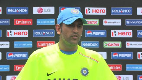 MS Dhoni interview