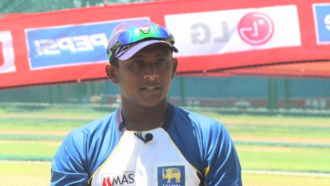 Ajantha Mendis interview