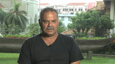 Dav Whatmore interview
