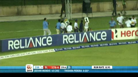 Group C - Sri Lanka v Zimbabwe match highlights