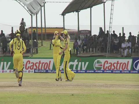 Group A: Australia Women v India Women