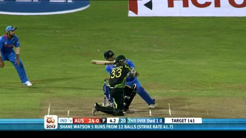 Super Eights - India v Australia - Match highlights