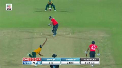 M26: ENG v SA - England Innings Super Sixes