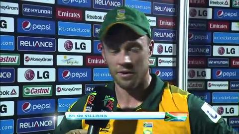 M26: ENG v SA, Man of The Match – AB de Villiers