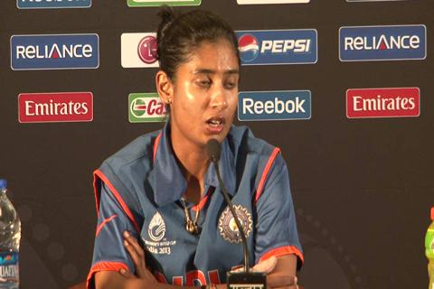 Mithali Raj on the future
