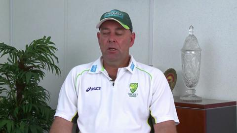 Darren Lehmann ICC Cricket 360 Feature