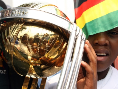 ICC Cricket World Cup 2015 Global Trophy Tour