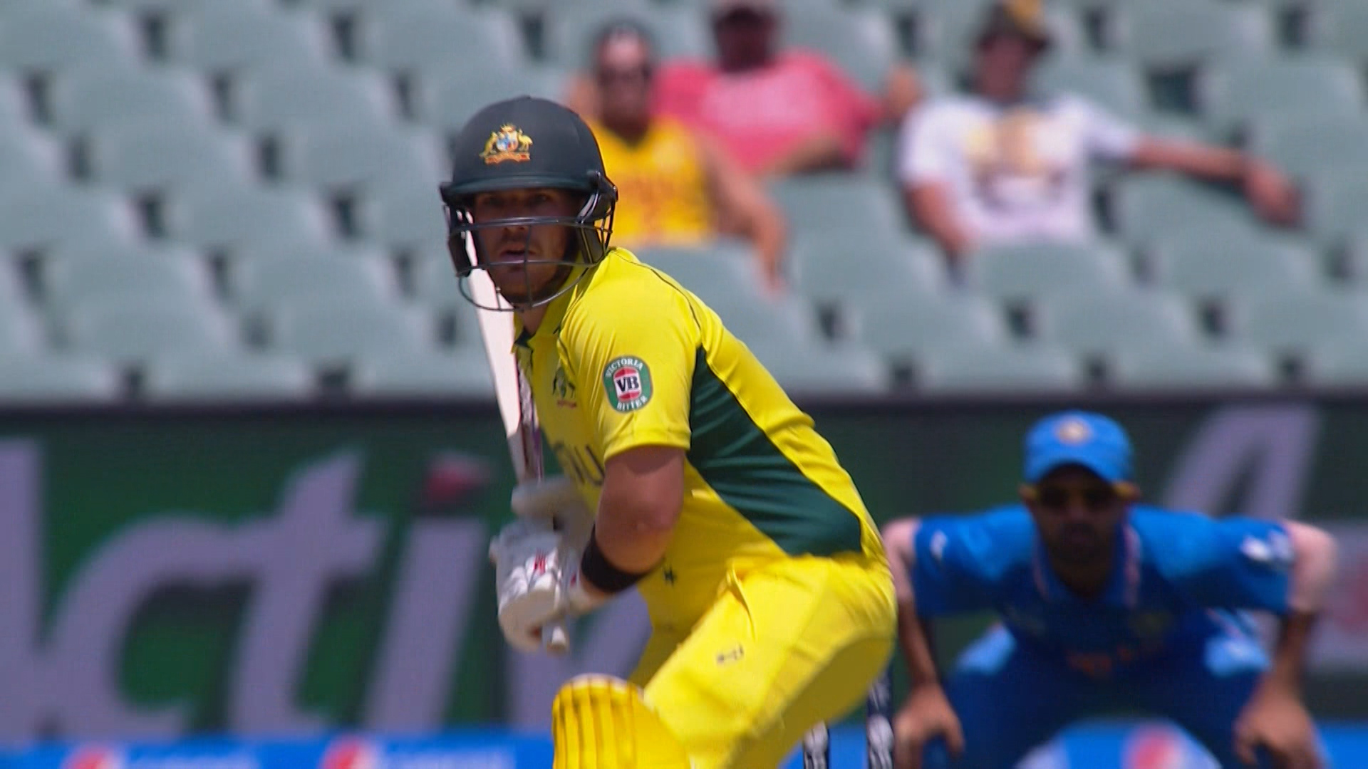 AUS vs IND – finch innings