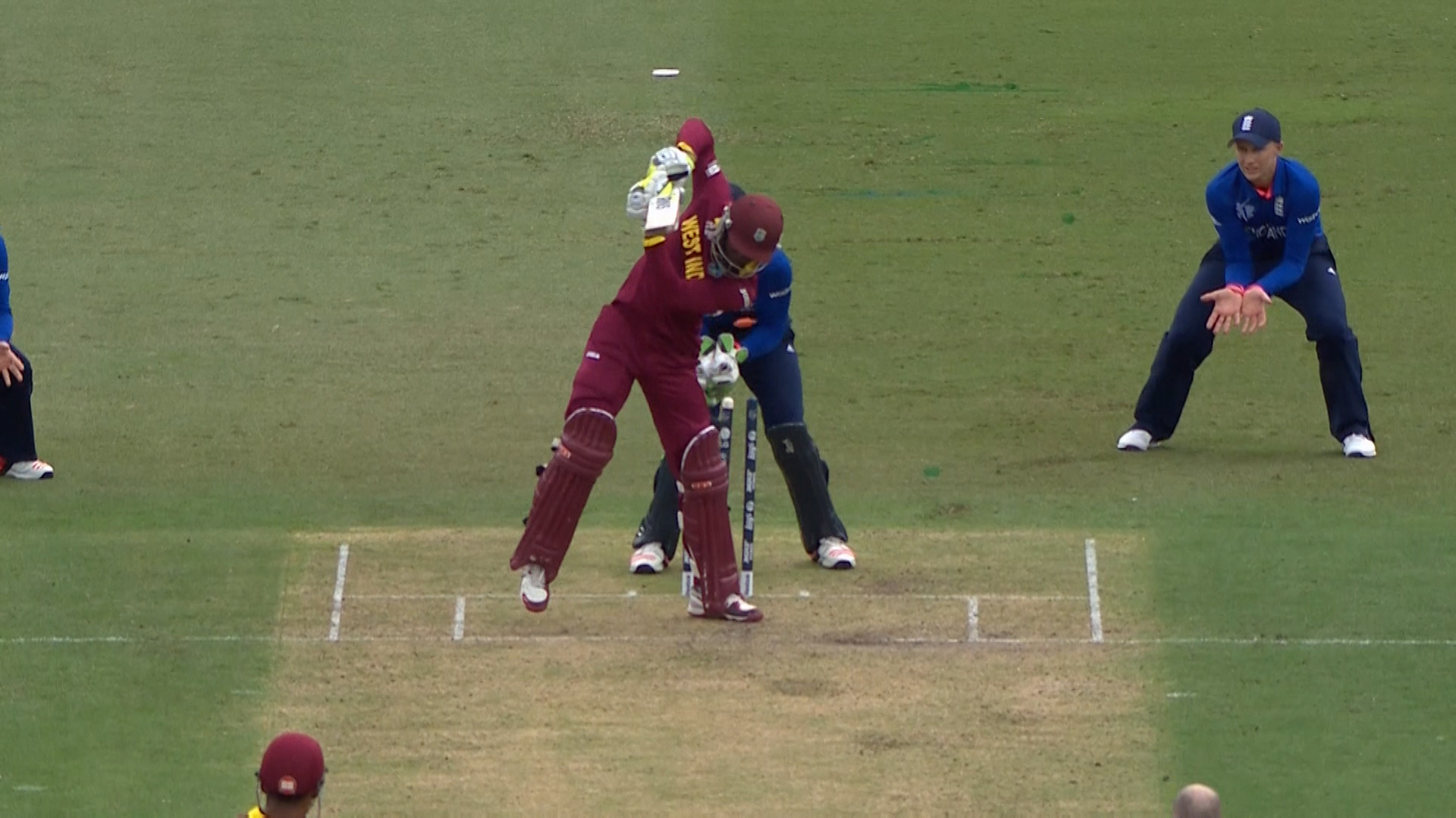 ENG vs WI – carter wicket