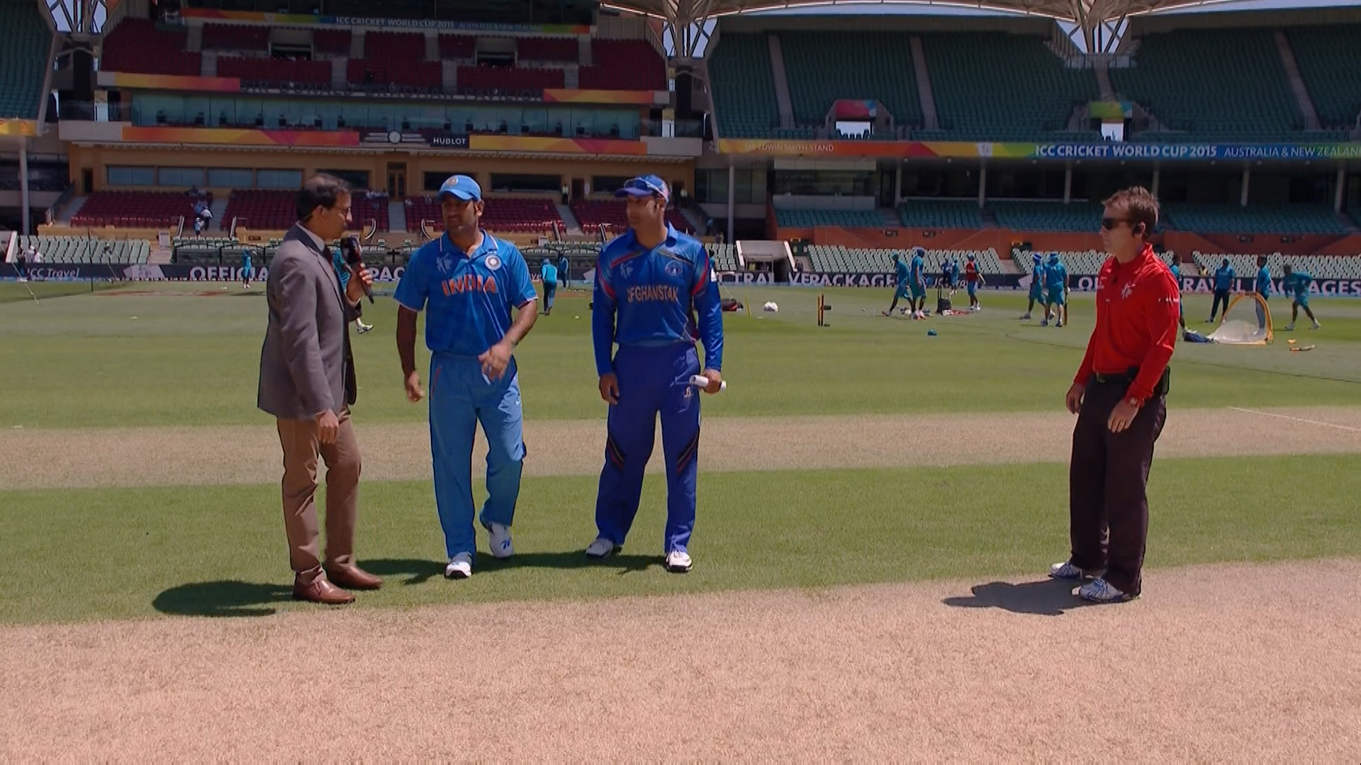 IND vs AFG – TOSS, PITCH REPORT