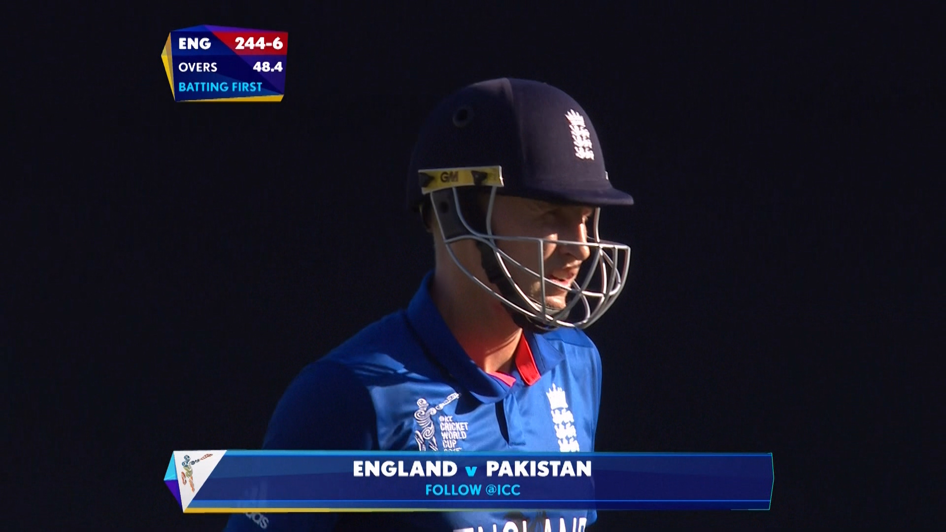 ENG vs PAK – root wicket