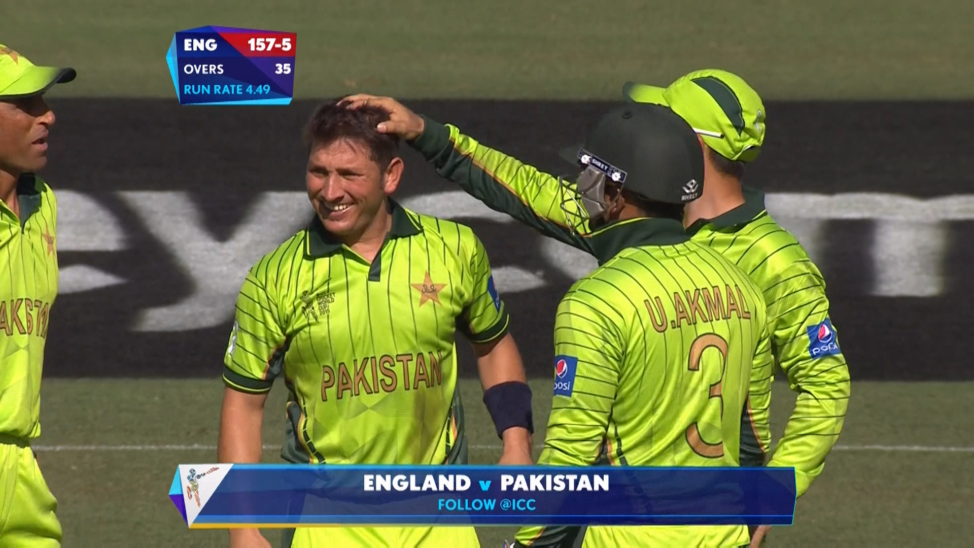 Top Moments – Eng vs Pak