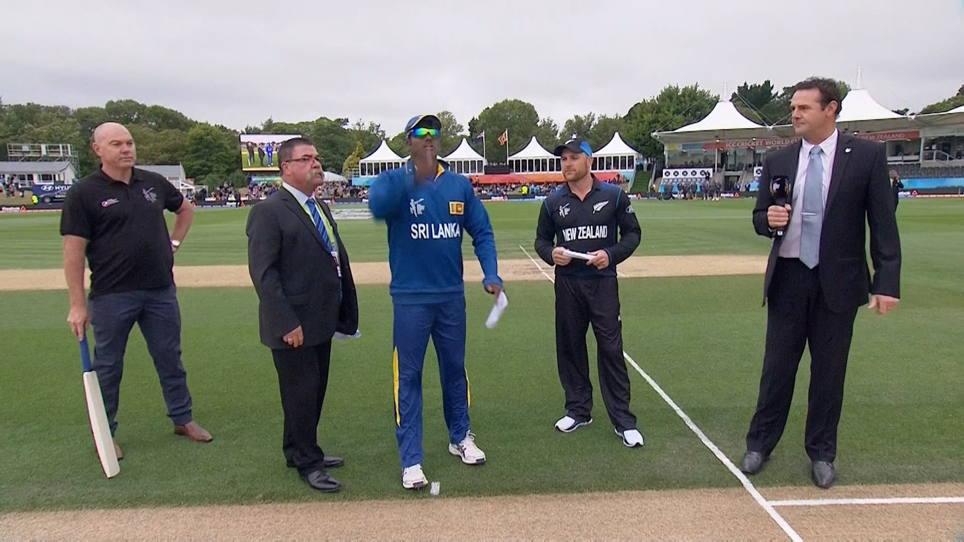 SL vs NZ – TOSS, PITCH REPORT