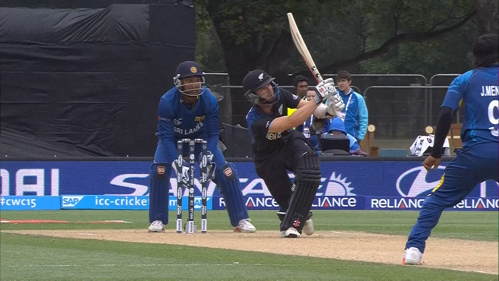 Williamson wicket – SL vs NZ