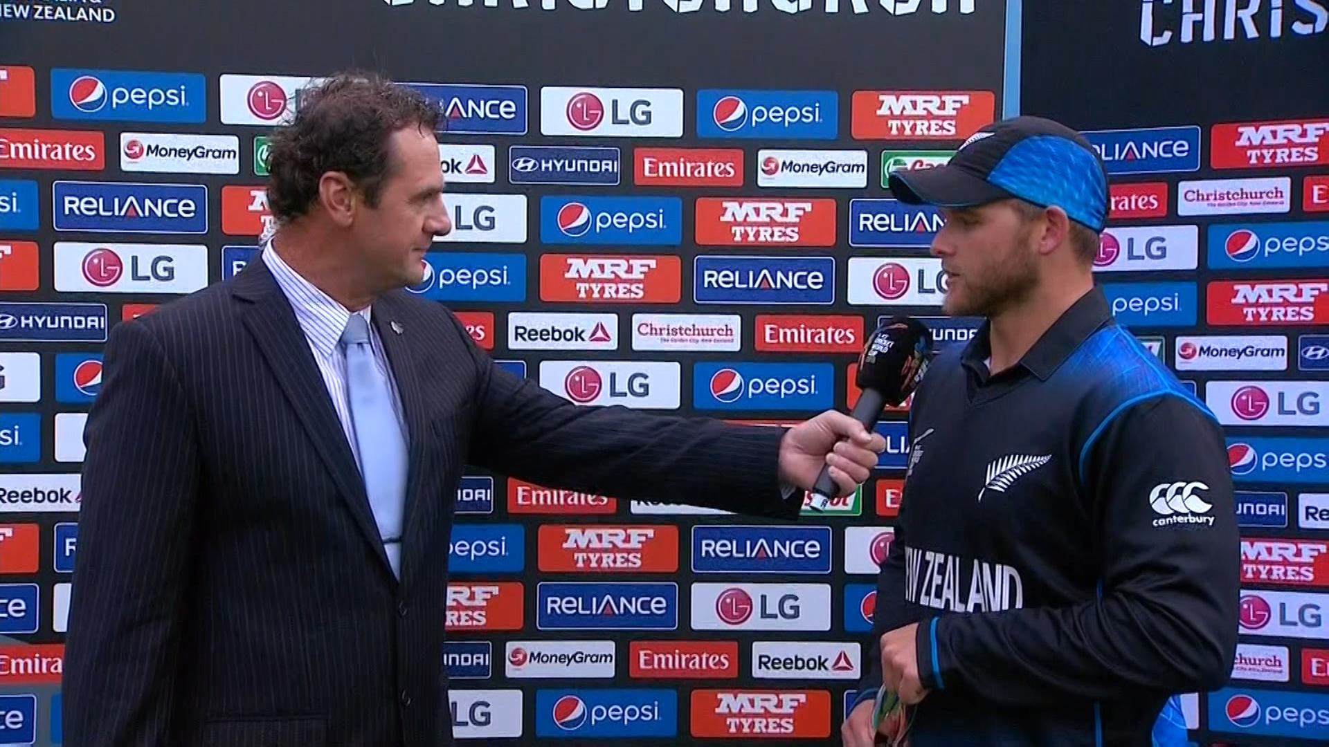 Player of the match – Corey Anderson – SL vs NZ