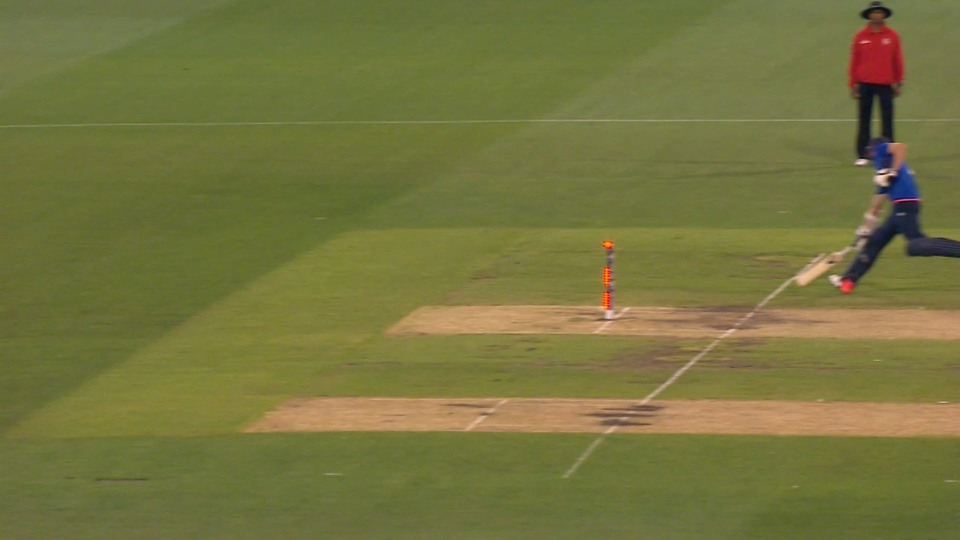 James Anderson wicket – AUS vs ENG