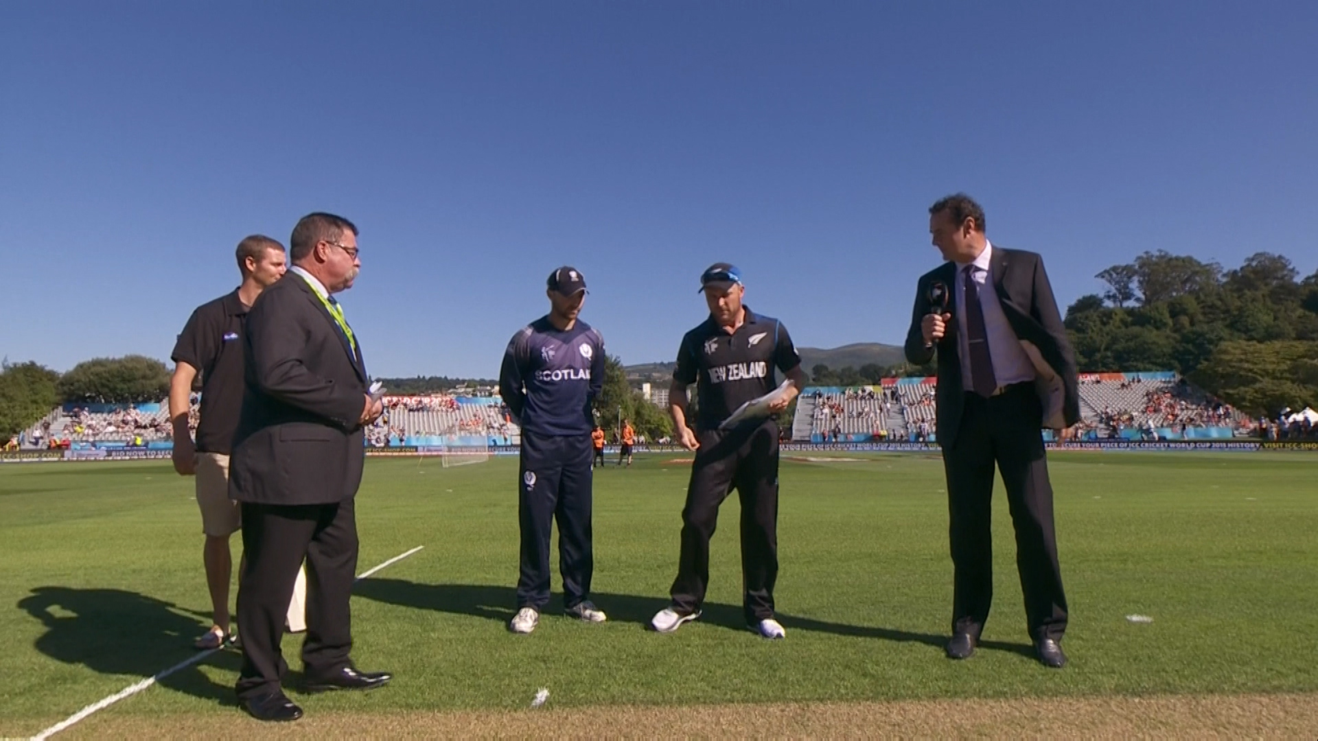 TOSS, PITCH REPORT – NZ vs SCO