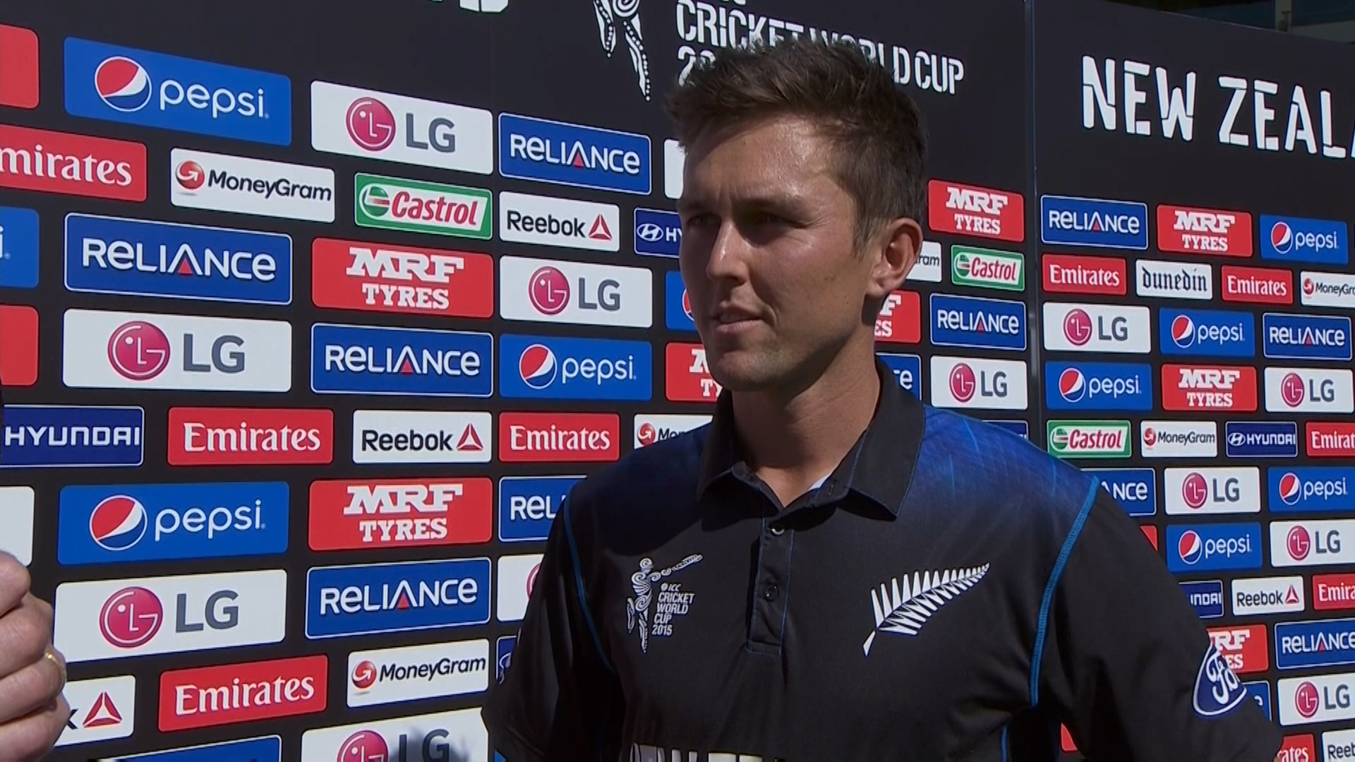 Player of the Match – Trent Boult – NZ vs SCO