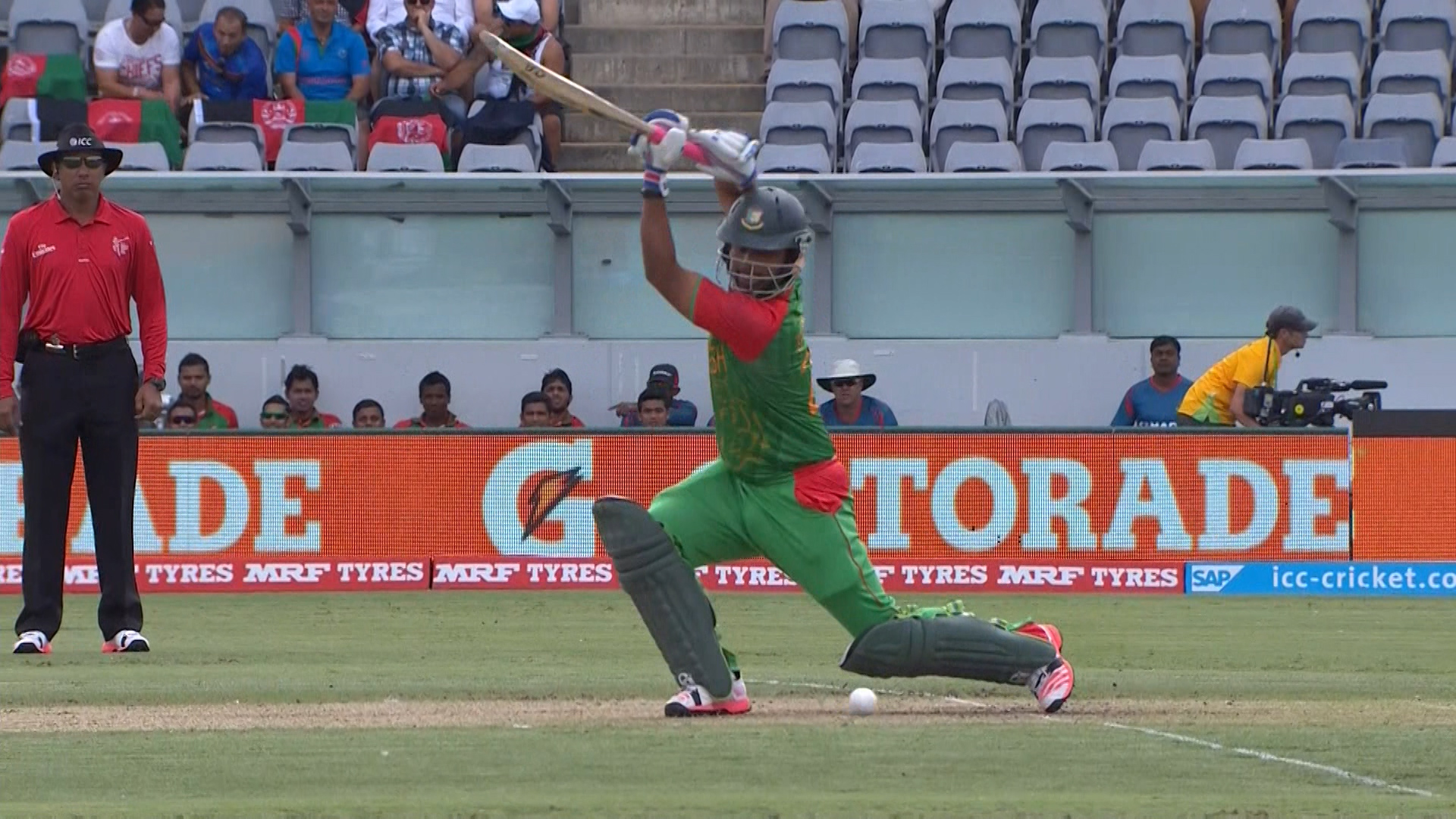 Bangladesh  innings super shots – BAN vs AFG