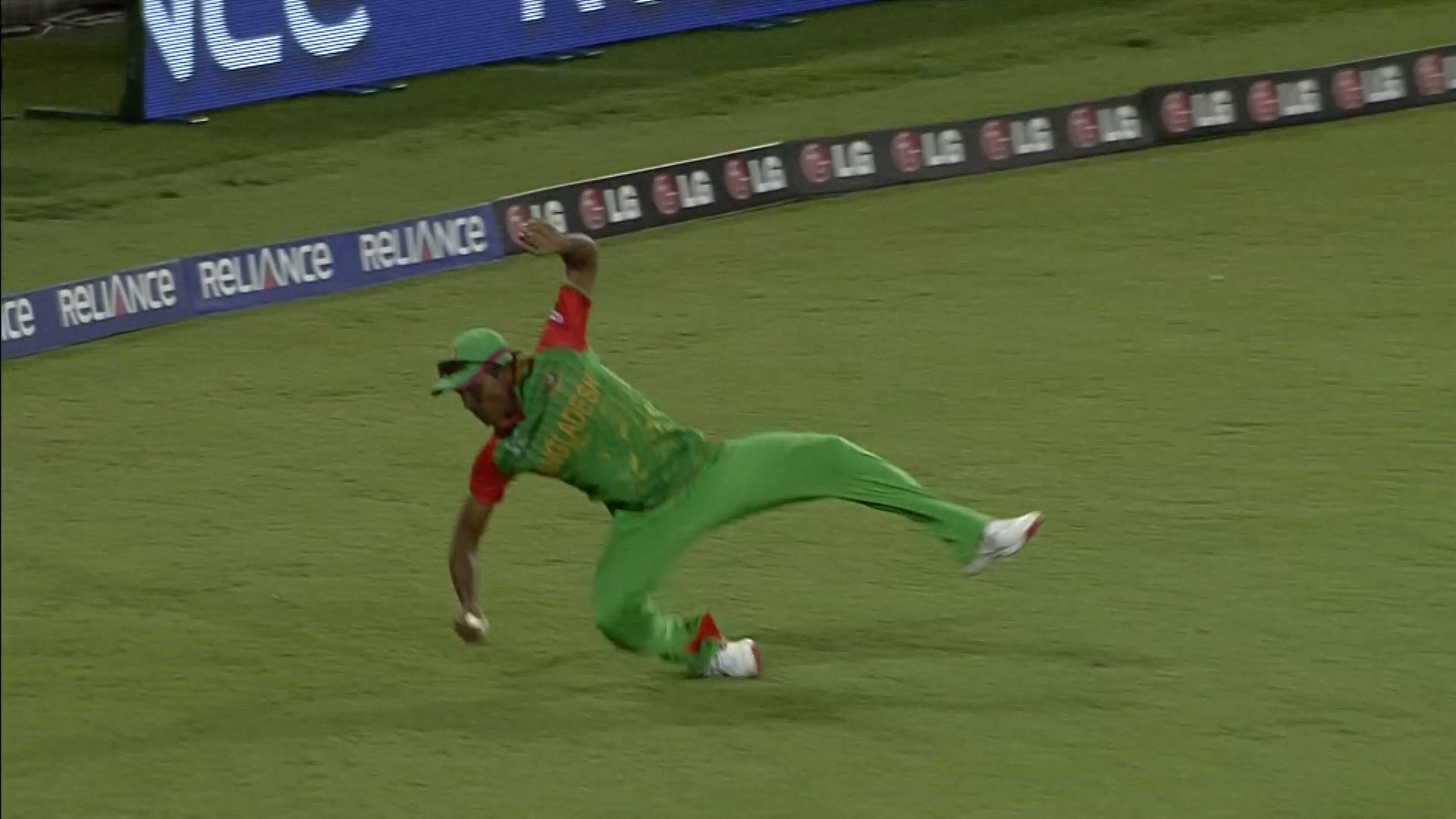 Outstanding Catch by Rubel – BAN vs AFG