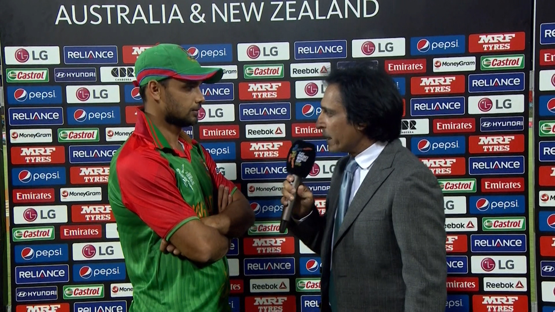 Match Presentation – BAN vs AFG