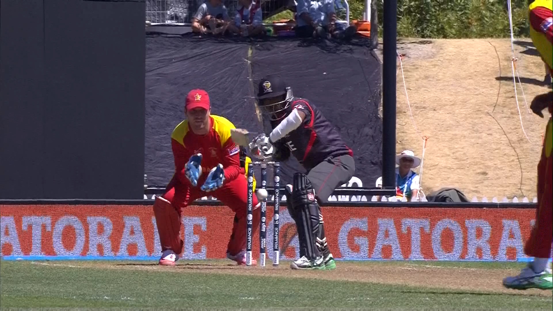 Swapnil Patil, 32 vs Zimbabwe  – ZIM vs UAE