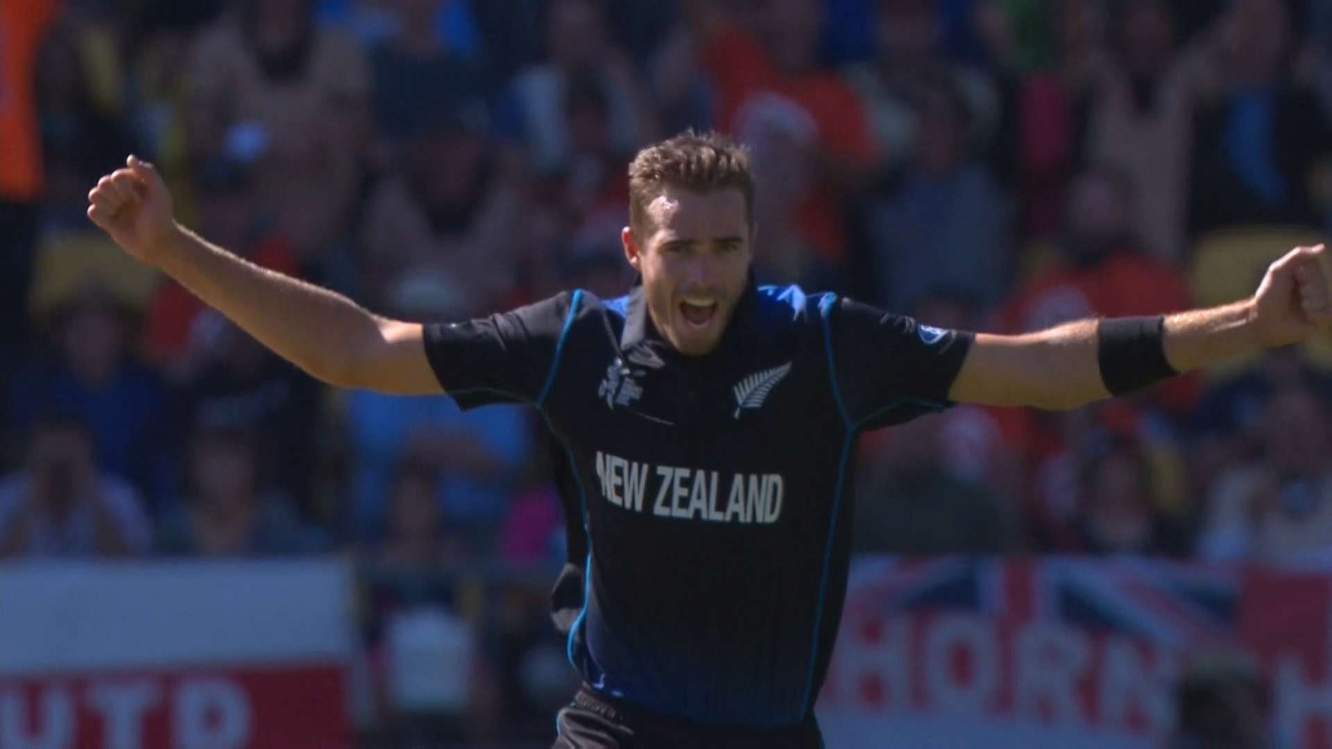 Top Moments – NZ vs ENG