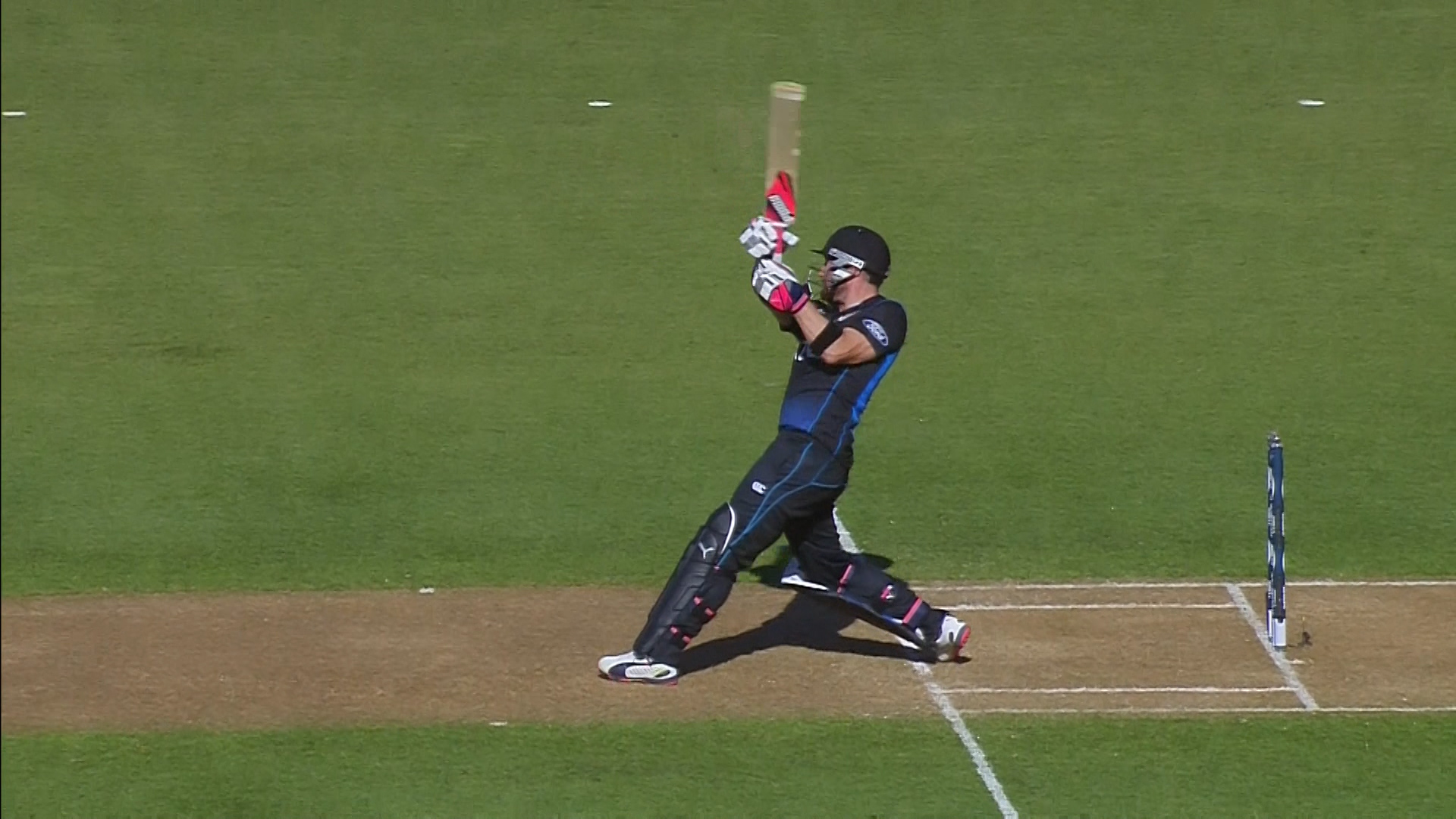 New Zealand innings super shots – NZ vs ENG