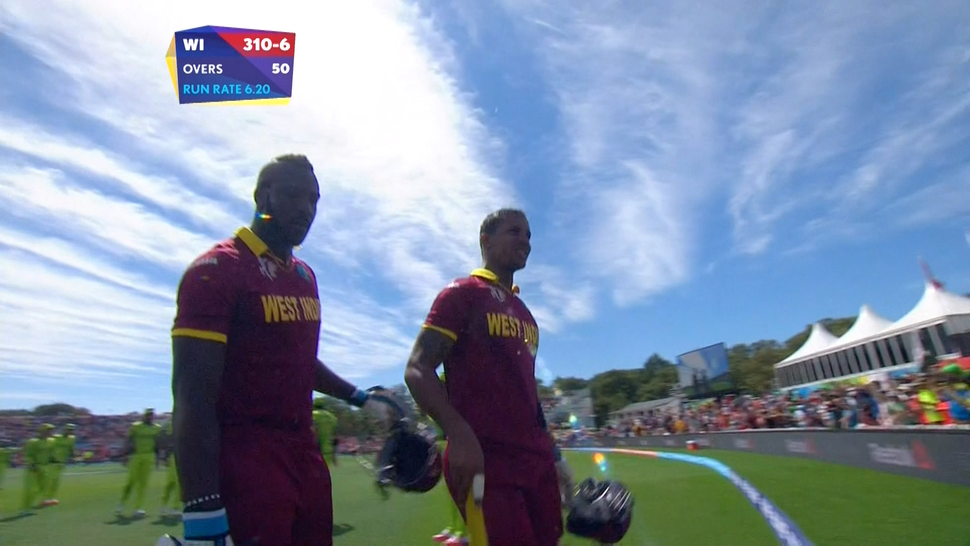 Lendl Simmons Wicket – PAK vs WI